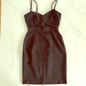NWOT French Connection little black dress